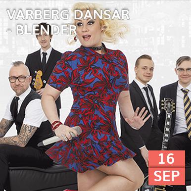 Blender kommer till Arena Varberg, Rotundan och bjuder på dansbandsmusik