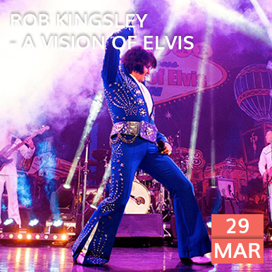Rob Kingsley Elvis