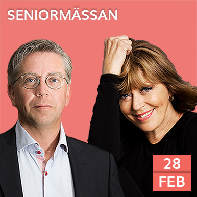 Den 28 februari är det återigen dags för Seniormässan på Arena Varberg.
