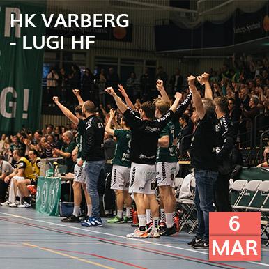 HK Varberg - Lugi HF