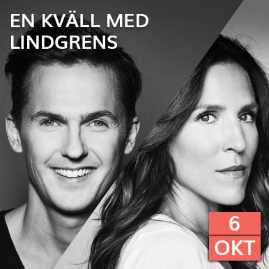 David och Kristina Lindgren framför sina favoritlåtar från musikaler och filmer på Arena Varberg.