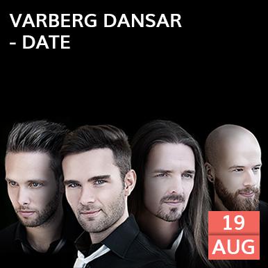 Date kommer till Arena Varberg, Rotundan och bjuder på dansbandsmusik