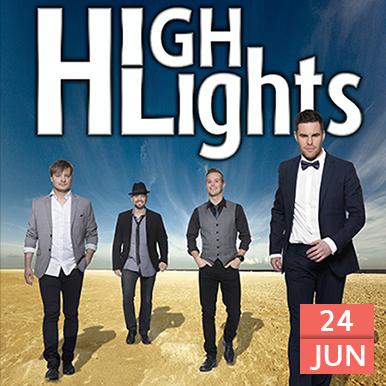 Highlights kommer till Arena Varberg, Rotundan och bjuder på dansbandsmusik