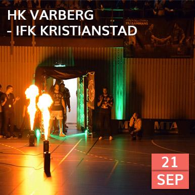 HK Varberg - IFK Kristianstad