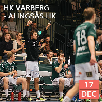 HK Varberg - Alingsås HK