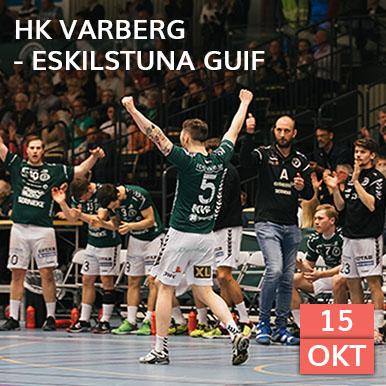 HK Varberg - Eskilstuna Guif