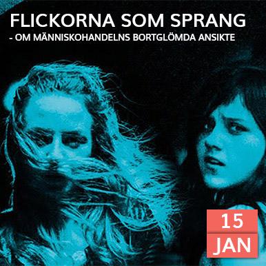 Kvinnojouren Frideborg i Varberg presenterar: Flickorna som sprang – om människohandelns bortglömda ansikte. Kom och lyssna på en ögonöppnande föreläsning.