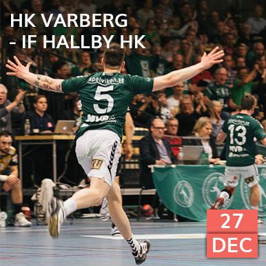 HK Varberg - IF Hallby HK