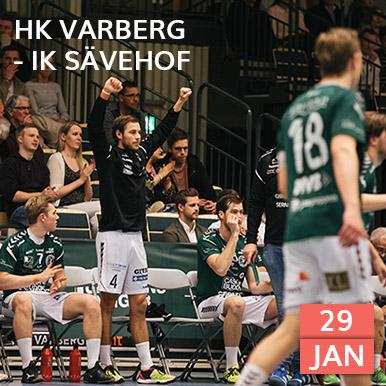 HK Varberg - IK Sävehof