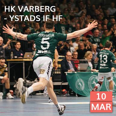 HK Varberg - Ystads IF HF