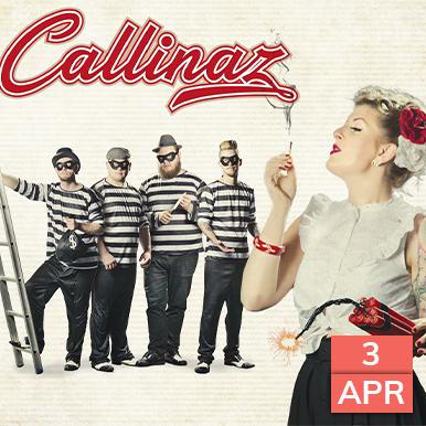 Callinaz 3 april